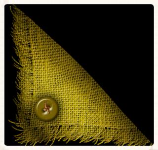 Dreaming Of Fall Corner Folded Yellow
