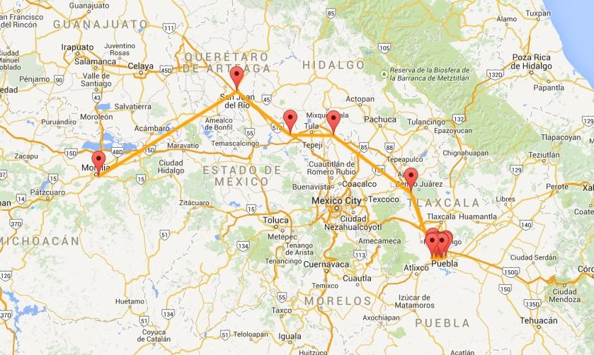 TrackMyTour__Mexico