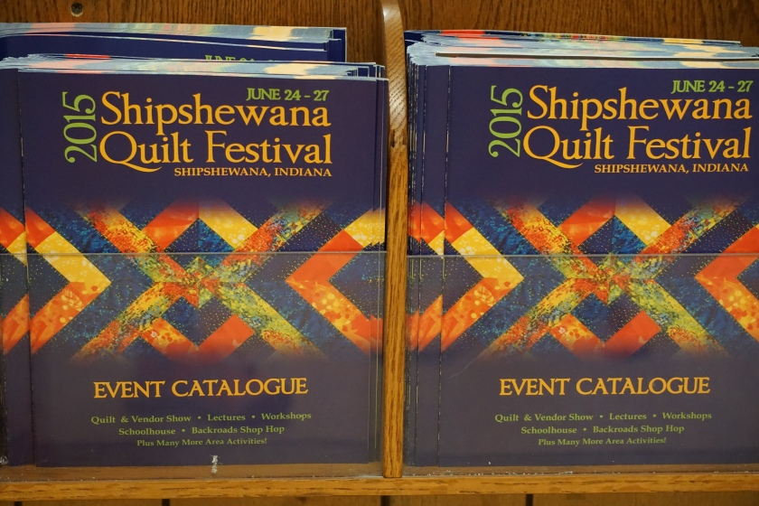 The Shipshewana Quilt Festival I Am Pam Holland