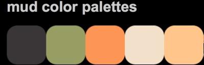 Mud_Color_Palettes