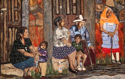 A Que'Esperan? -by Dianna Byron, Austin Texas.