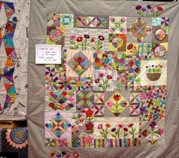 Quilts that made me smile.