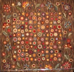 Pennies in my Garden, by Missie Carpenter, Urbandale, Iowa USA