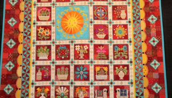 And the winners are. Houston Quilt Festival. | I am Pam Holland : houston quilting show - Adamdwight.com