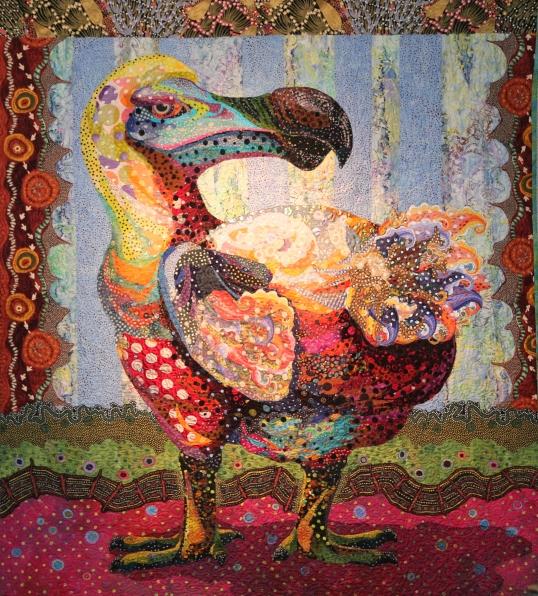Polka Dodo, Susan carlson, Harpswell, Maine, USA