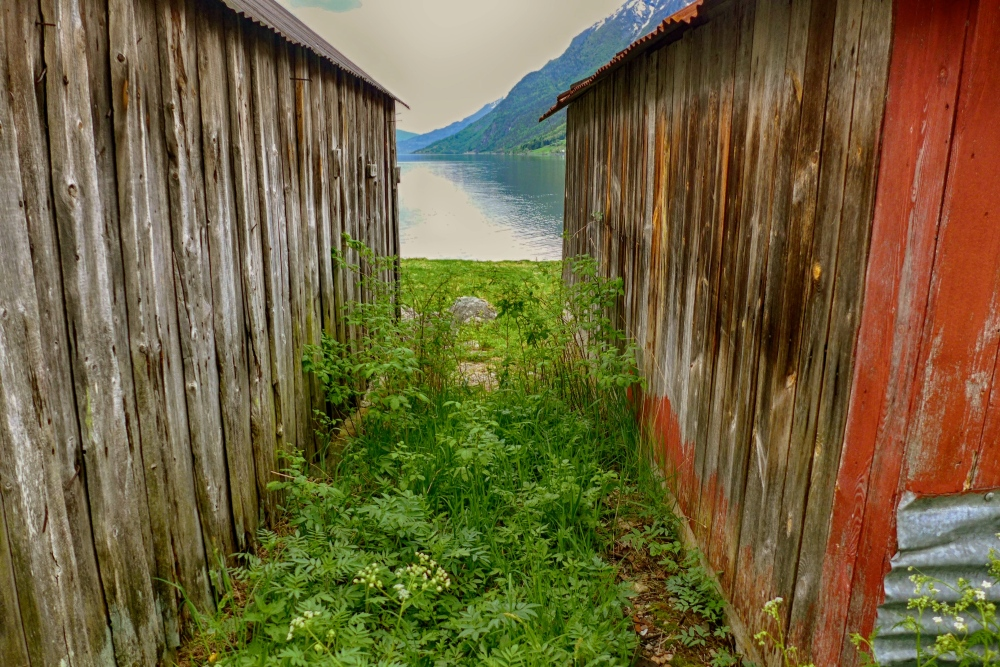 nthe boat shed